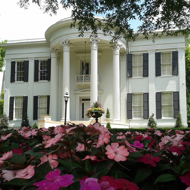 Governor's Mansion, Jackson, Mississippi.
