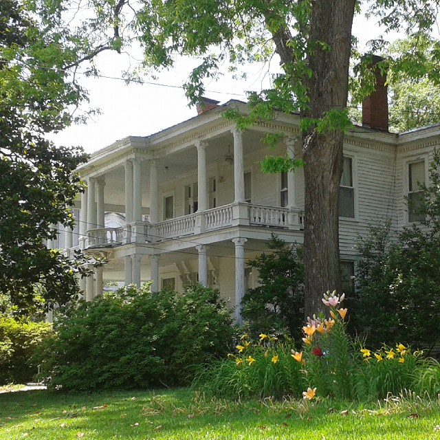House in Jackson, Mississippi.