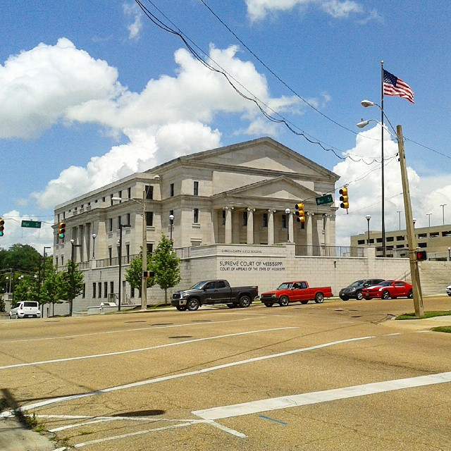 Supreme Court of Mississippi in Jackson, MS.