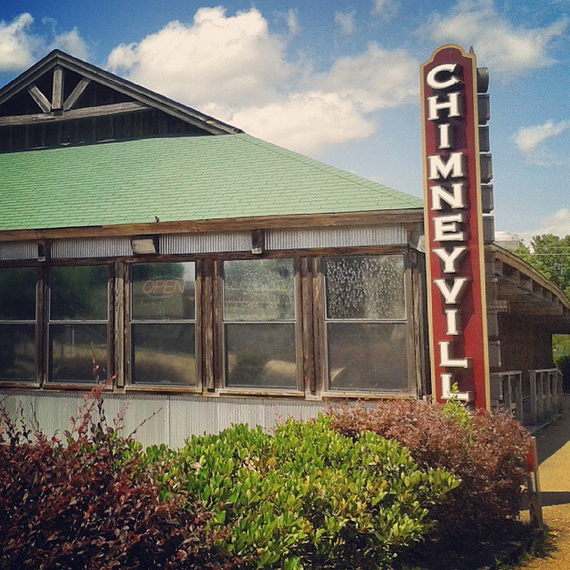 Chimneyville Smokehouse in Jackson, Mississippi.